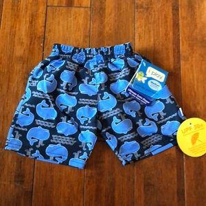 NWT I Play Swim Trunks